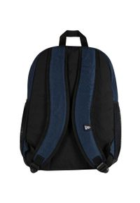 New Era - Plecak. Kolor: niebieski