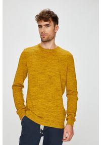 medicine - Medicine - Sweter Basic. Okazja: na co dzień. Kolor: żółty. Styl: casual