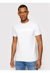 Superdry T-Shirt Cl Ns M1010248A Szary Regular Fit. Kolor: szary #1