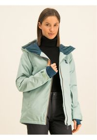 Billabong Kurtka snowboardowa Sula Q6JF01 BIF9 Niebieski Tailored Fit. Kolor: niebieski. Sport: snowboard