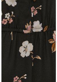 Czarna sukienka Vero Moda casualowa, na co dzień, maxi