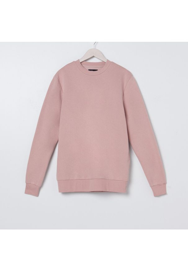 Różowa bluza Sinsay