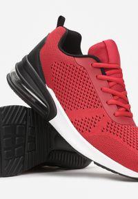 Czerwone buty sportowe Born2be #3