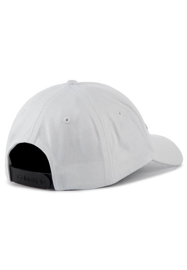 Biała czapka z daszkiem Calvin Klein