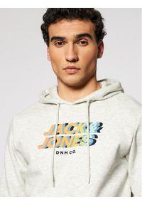 Szara bluza Jack & Jones