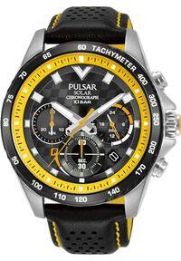 Zegarek Pulsar Zegarek Pulsar Solar męski chronograf PZ5115X1