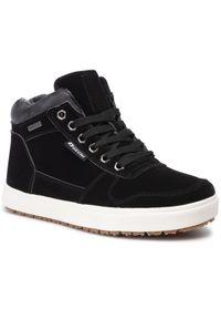 Big-Star - Sneakersy BIG STAR - EE274170 Black. Okazja: na co dzień, na spacer. Kolor: czarny. Materiał: skóra ekologiczna, materiał. Szerokość cholewki: normalna. Sezon: lato. Styl: casual