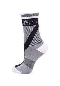 Adidas by Stella McCartney - Skarpety ADIDAS BY STELLA McCARTNEY ASMC CREW SOCKS. Materiał: elastan. Wzór: aplikacja