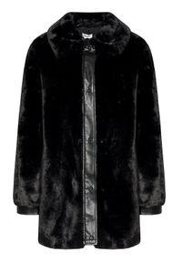 Liu Jo Futro WF0241 E0623 Czarny Regular Fit. Kolor: czarny. Materiał: futro #2