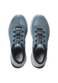 salomon - Buty biegowe Salomon Sense Flow L40964100. Okazja: na spacer. Zapięcie: sznurówki. Materiał: materiał. Szerokość cholewki: normalna. Wzór: gładki. Sport: bieganie, turystyka piesza
