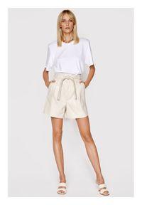 LaMarque T-Shirt Lanai Biały Regular Fit. Kolor: biały