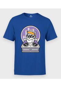 MegaKoszulki - Koszulka męska DJ Dexter. Materiał: bawełna