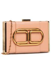 Różowa torebka Elisabetta Franchi