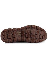 CATerpillar - Trzewiki CATERPILLAR - Fused Tri Mid P724801 Rope. Kolor: brązowy. Materiał: skóra, nubuk. Styl: elegancki #5