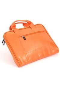 """Torba Platinet 13,3"""" PHILADELPHIA Pomarańczowy (41979). Kolor: pomarańczowy"""
