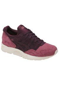 Różowe buty sportowe Asics lifestyle z cholewką, Asics Gel Lyte
