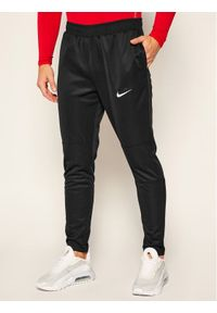 Czarne spodnie dresowe Nike
