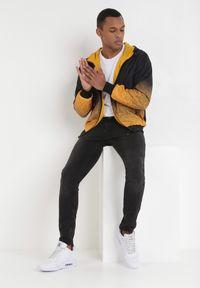 Żółta kurtka przejściowa Born2be #7