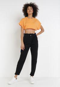 Czarne jeansy Born2be #6