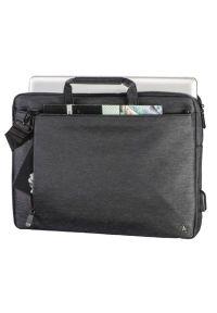 Czarna torba na laptopa hama