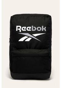 Czarny plecak Reebok w paski