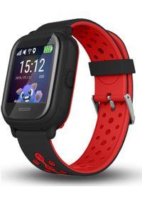 Smartwatch CALMEAN Nemo2 Czerwony. Rodzaj zegarka: smartwatch. Kolor: czerwony