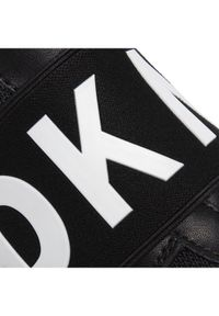 Czarne baleriny DKNY