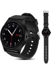 MACLEAN - Smartwatch Maclean RS100 Czarny (RS100). Rodzaj zegarka: smartwatch. Kolor: czarny