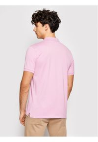 Marc O'Polo Polo 123 2230 53002 Różowy Regular Fit. Typ kołnierza: polo. Kolor: różowy