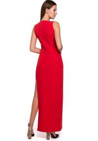 Sukienka na imprezę asymetryczna, wizytowa, mini
