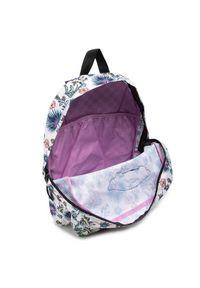 Vans Plecak Realm Backpack VN0A3UI6ZFS1 Kolorowy. Wzór: kolorowy