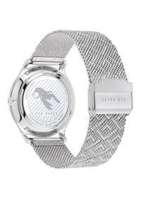 Srebrny zegarek Ted Baker