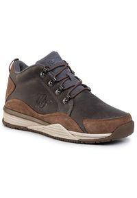 Szare sneakersy K-Swiss