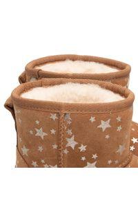 Brązowe śniegowce Ugg