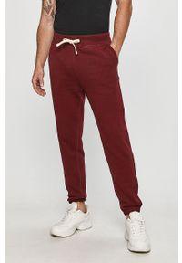 Brązowe spodnie dresowe Polo Ralph Lauren