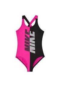 Strój pływacki dla dzieci Nike Rift Girl NESS9602. Materiał: tkanina, materiał