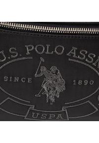 U.S. Polo Assn - Plecak U.S. POLO ASSN. - Springfield Backpack Bag BEUPA5090WIP000 Black. Kolor: czarny. Materiał: materiał. Styl: elegancki, klasyczny