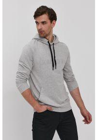 Calvin Klein Underwear - Bluza. Okazja: na co dzień. Kolor: szary. Styl: casual