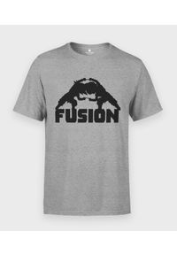 MegaKoszulki - Koszulka męska Fusion. Materiał: bawełna