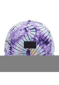 Vans - Czapka z daszkiem VANS - Allover It VN0000X2Z7E1001 New Age Purple. Kolor: fioletowy. Materiał: materiał, poliester
