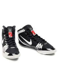 Czarne buty treningowe Nike