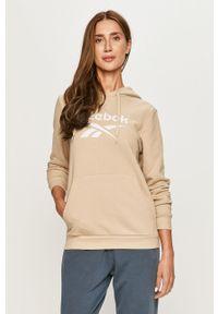 Bluza Reebok Classic z nadrukiem, długa, z długim rękawem