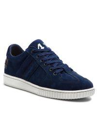 Niebieskie sneakersy Diesel