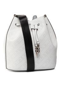 Biała torebka worek Nobo klasyczna