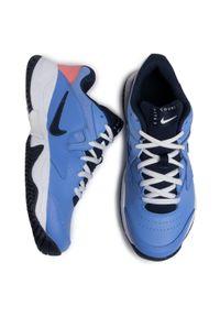 Fioletowe buty do tenisa Nike Nike Court