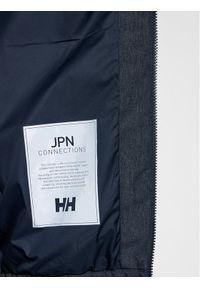 Niebieska kurtka przeciwdeszczowa Helly Hansen