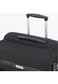 Czarna walizka Wittchen klasyczna