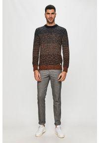 Niebieski sweter Pepe Jeans na co dzień, z długim rękawem #5