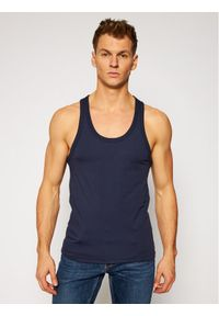Niebieski tank top Dsquared2 Underwear