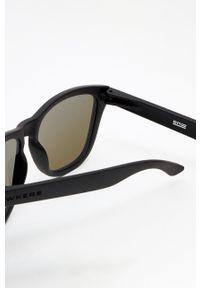 Hawkers - Okulary przeciwsłoneczne. Kolor: czarny